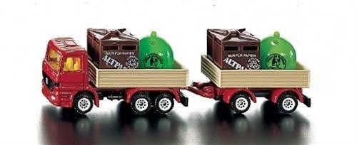 Siku 1511 - Recycling LKW-Zug