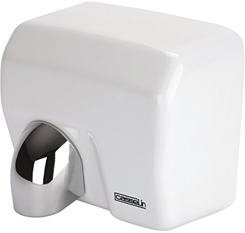 Casselin CB2BLANC - Sèche-Mains à Bec Blanc