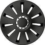 Radzierblenden / Radkappen Silverstone Pro Black 15 Zoll