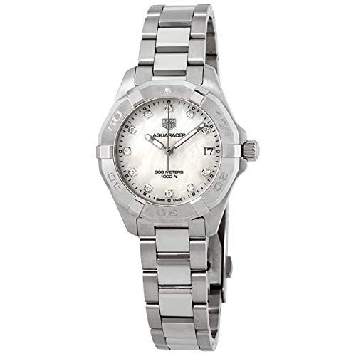 Tag Heuer WBD1314.BA0740 - Reloj de Pulsera para Mujer con Esfera de D