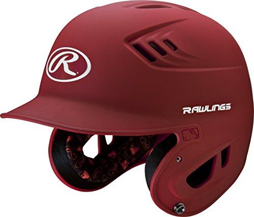 RAWLINGS Baseball Protective Batting Helmets Cascos Protectores de bateo de béisbol, Unisex...