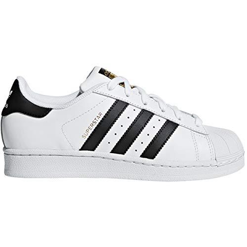 Adidas Originals Superstar Foundation - Zapatillas de gimnasia unisex para adulto Blanco Size: 36 EU