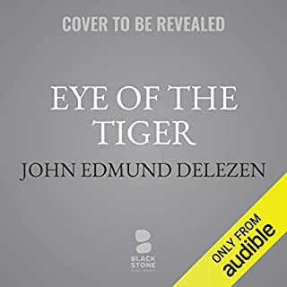Eye of the Tiger audiobook cover art