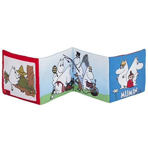 Rätt Start Babybuch mit mehreren Funktionen Mumin, mehrfarbig 6234