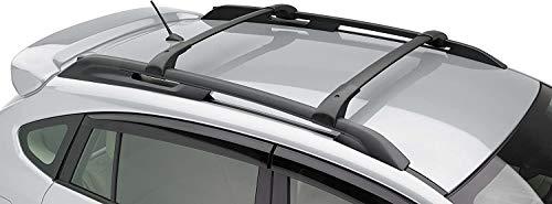 BRIGHTLINES Aero Cross Bars Roof Racks Luggage Rack Replacement for 2013-2017 Subaru Crosstrek & 2012-2016 Impreza