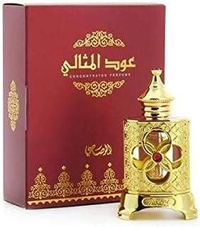 Rasasi Oudh Al Methali Oil Unisex Eau de Parfum, 15 ml