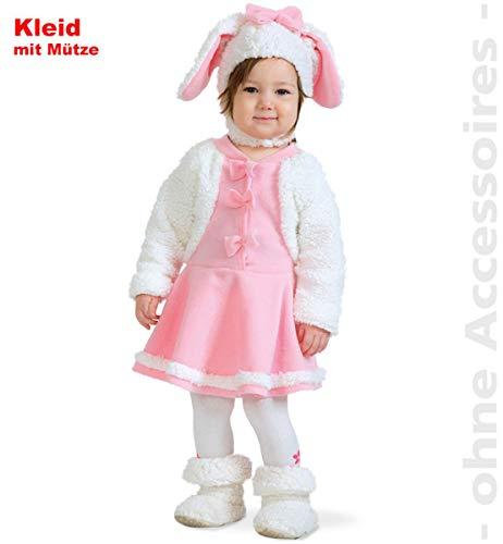 FRIES Schäfchen Kostüm Kinder Schafkostüm Schaf Schäfchenkleid Lamm Kinderkostüm