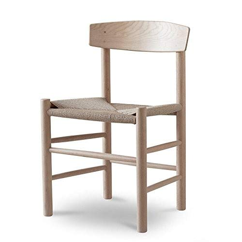 Garden Trading Longworth Chair-Raw Oak, One size