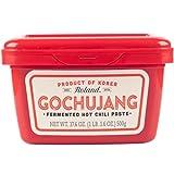 Roland Foods Gochujang, Korean Fermented Hot Chili Paste, 17.6 Oz