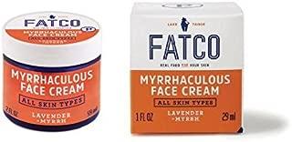 Fatco MYRRHACULOUS FACE CREAM-Lavender/Myrrh 1 OZ