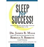 Sleep for Success: Everything You Must Know About Sleep But are Too Tired to Ask (Hardback) - Common