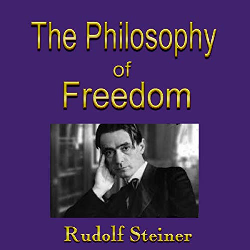 The Philosophy of Freedom cover art