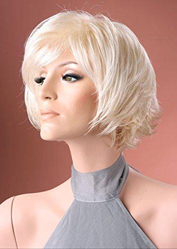 Forever Young Perruque courte blond clair Numéro 613 Mesdames cou Épousant les courbes