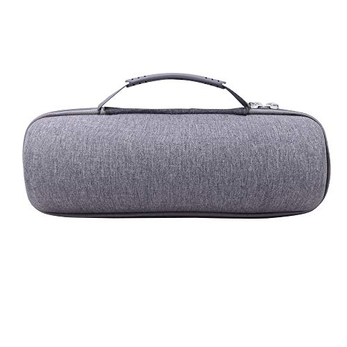 Aenllosi Hard Carrying Case for JBL Charge 3 Bluetooth Speaker (Grey)