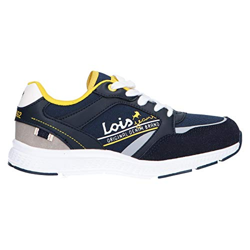Women and Boy and Girl Sports shoes LOIS JEANS 63054 107 MARINO
