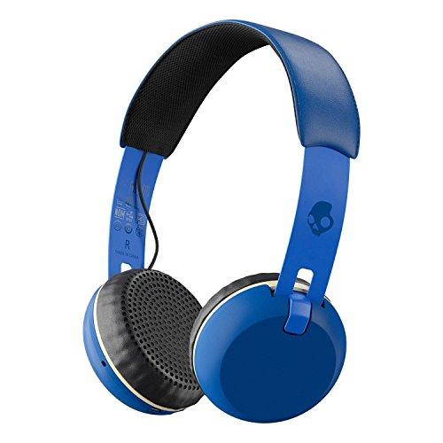 Auriculares de diadema Skullcandy Grind Wireless, azul