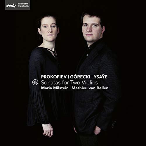 Maria Milstein, Mathieu van Bellen - Sonatas For Two Violins