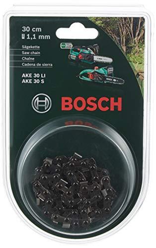 Bosch Home and Garden F016800256 Bosch Cadena para sierras de 30 cms, Metálico, 30cm