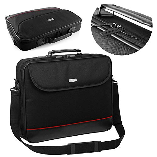 MOELECTRONIX HQ Notebook Tasche Laptop Hülle Cover Hülle Schutz Etui passend für HP 15-db0701ng