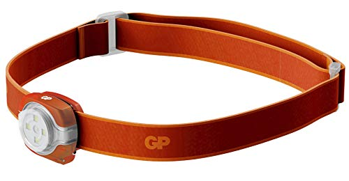 GP Stirnlampe CH31, 40 LM Orange