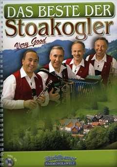 Das Beste der Stoakogler - very good - arrangiert für Steirische Handharmonika - Diat. Handharmonika - mit CD [Noten / Sheetmusic] Komponist: STOAKOGLER