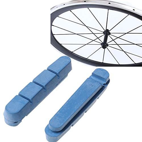 MINGSTORE Bicycle Brake Pads For Carbon Rim Replacement V Brake