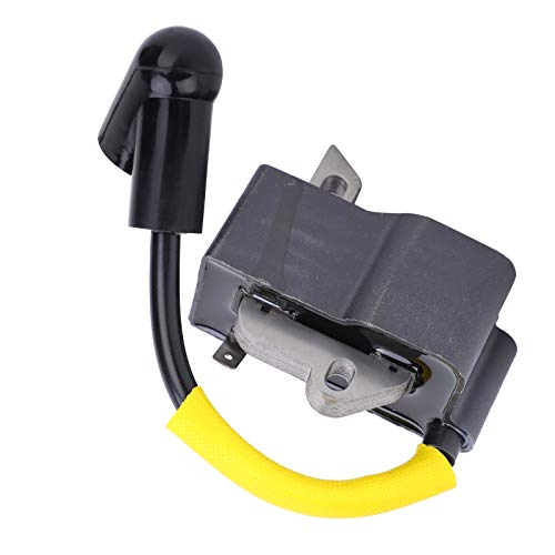 Bobina de encendido del motor, bobina de encendido de chapa de acero de silicio Reemplazo de bobina de encendido fuerte Bobinas de módulo de encendido, para agricultura Accesorios de motor