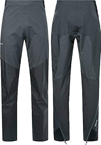 Berghaus Changtse Shell Pants bleu graphite carbon noir XXL