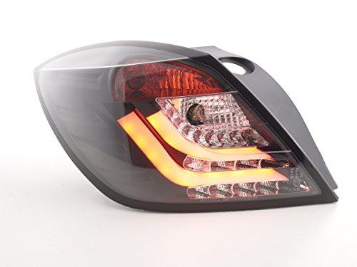 FK Automotive FKRLXLOP13035 LED achterlichten achterlichten, zwart