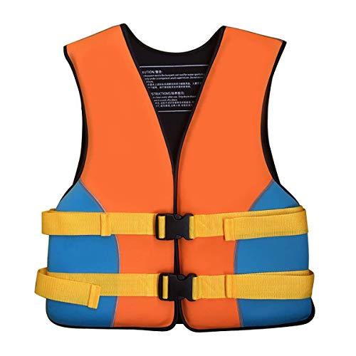 GVCT Chaleco Salvavidas Chaleco de natación, Chaleco Flotante de Seguridad Ajustable, Ayudas a la flotabilidad, Chaquetas de natación, Chaleco de Seguridad de flotación para Mujeres/Hombres