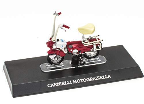 OPO 10 - CARNIELLI MOTOGRAZIELLA Colección Mobylette 1/18 (M22)