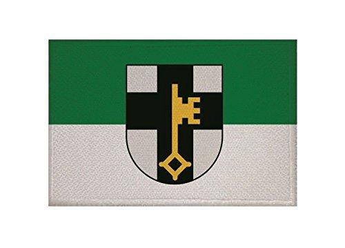 U24 Aufnäher Dorsten Fahne Flagge Aufbügler Patch 9 x 6 cm
