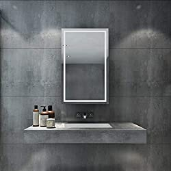 ELEGANT Bathroom Sliding Mirror Cabinet