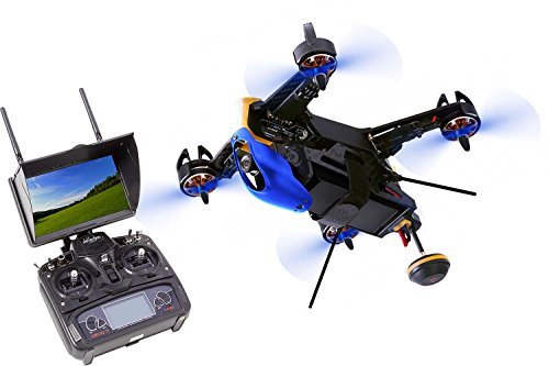 XciteRC 15003980 Drohne, Quadrocopter, schwarz