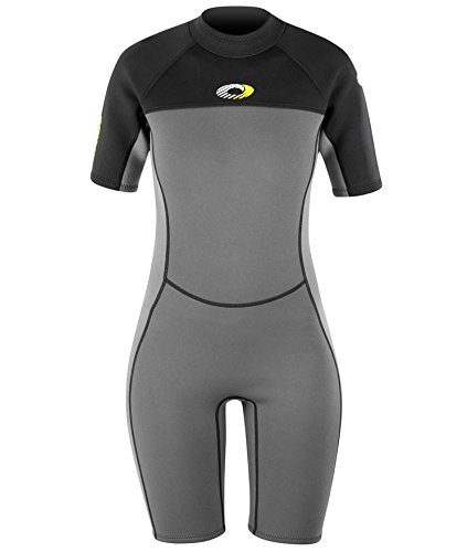 Osprey Boy 's Shorty Ossel 3/2 mm wetsuit