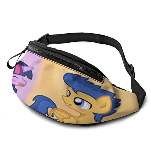 My Rainbow Pony Waist Pack Bag Casual Fanny Pack for Men & Women With Adjustable Belt Sports Bag Running Bag Keep Fit With Exercise Jogging, Hiking Chest Pack Shoulder Bag