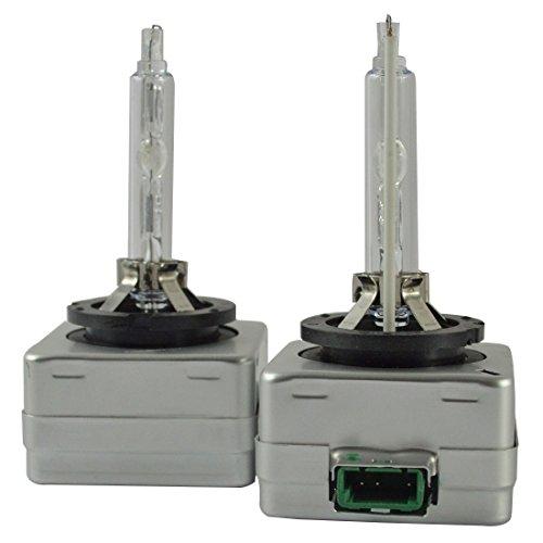 Safego Xenon HID Ampoule D3S 6000K Lampe à Décharge Phare Ampoule de Rechange HID Lampe Xénon Blanc Pour Voiture