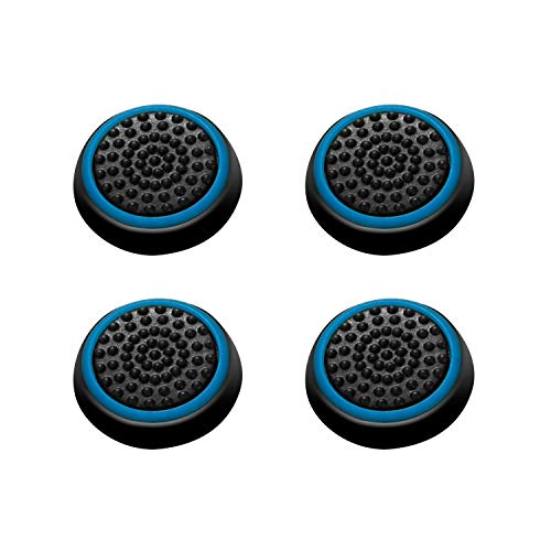 Insten Silicone Analog Thumb Grip Stick Cover, Game Remote Joystick Cap for PS4 Dualshock 4/ PS3 Dualshock 3/ PS2 Dualshock/Xbox One Wireless/Xbox 360 Controllers