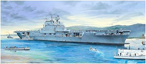 Trumpeter 03712 - USS Enterprise CV-6 - Escala 1/200 - Maquetas de plastico para Montar