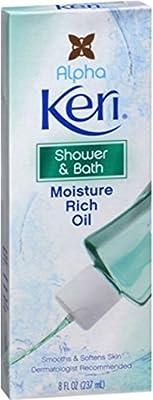 Alpha KERI Shower and
