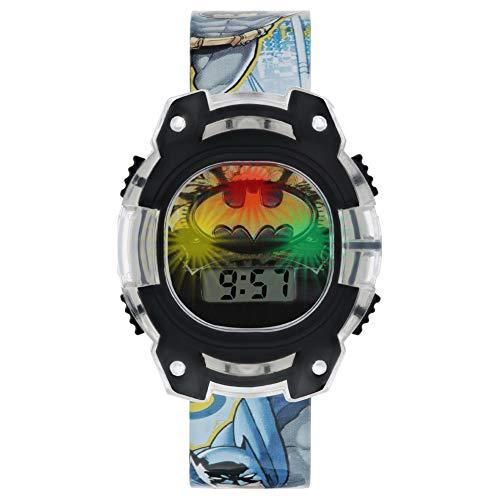 Batman Reloj Niños de Digital con Correa en PU BAT4622
