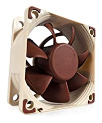 Premium quiet fan, 60x60x25 mm, 12V, 4-pin PWM, max. 3000 RPM, max. 19.3 dB(A), >150,000 h MTTF Award-winning 60x25mm A-series fan with Flow Acceleration Channels and Advanced Acoustic Optimisation frame for superior quiet cooling performance Ideal r...