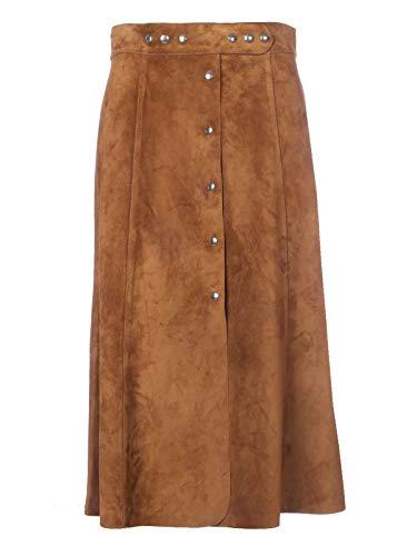 Luxury Fashion | Prada Dames 51751054F0E2Q Bruin Suôde Rokken | Lente-zomer 20