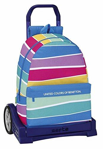 Safta Safta Sf-611735-860 Mochila infantil, 43 cm, Multicolor