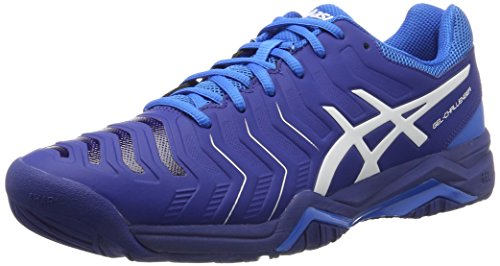 Asics Gel-Challenger 11, Zapatillas de Gimnasia Hombre, Azul...