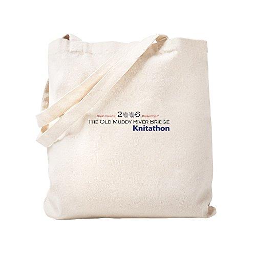 CafePress Kaffeetasse, Motiv: Gilmore Girls knitathon–Leinwand Natur Tasche, Reinigungstuch Einkaufstasche Tote S khaki
