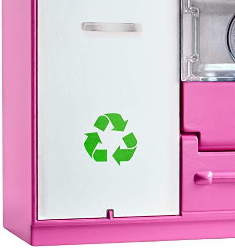Maison de Rêve Barbie avec Garage Ascenseur Piscine et Glissade - 9