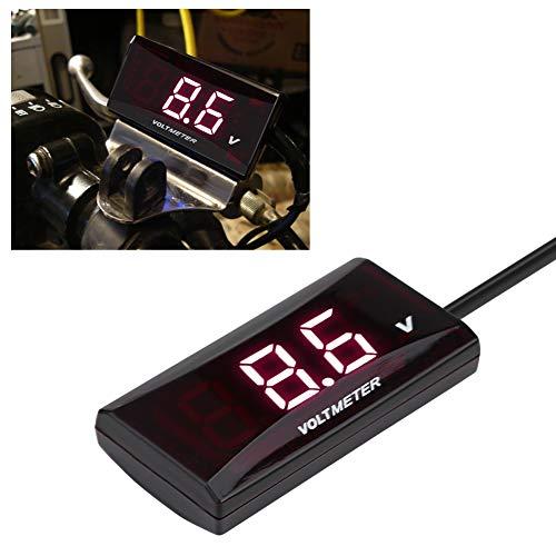 term/ómetro Digital Medidor de Temperatura del Agua Medidor para Moto Accesorio reemplazable 2# Suchinm Medidor de Temperatura