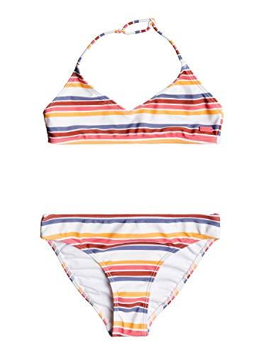 Roxy - Bikini Triangular (Top y Braguita) para Niña