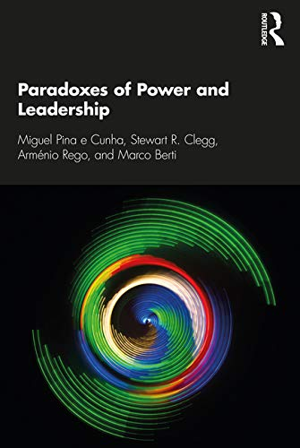 Paradoxes of Power and Leadership Front Cover
